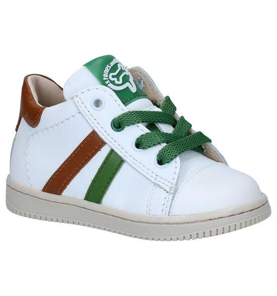 STONES and BONES Ber Chaussures en Blanc