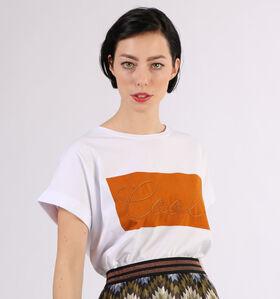 Vila Kamaty Beige T-Shirt (293385)