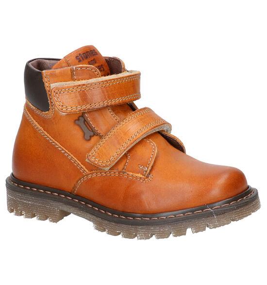 STONES and BONES Boret Cognac Boots