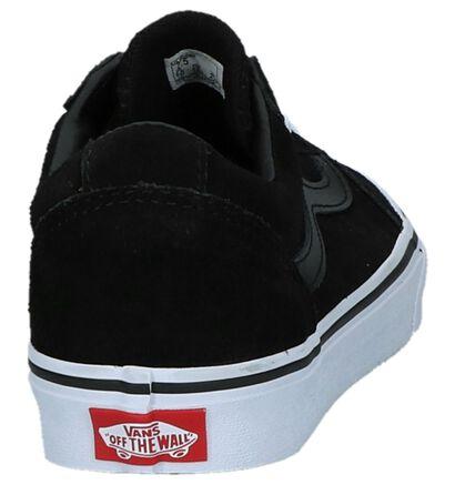 Lage Skate Schoenen Vans Ward Zwart, Zwart, pdp