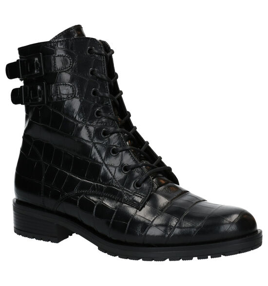 Gabor OptiFit Bottines en Noir