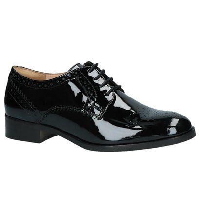 Clarks Chaussures à lacets en Noir en cuir (226487)