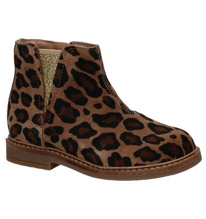 Pom d'Api Beige Boots in daim (255225)