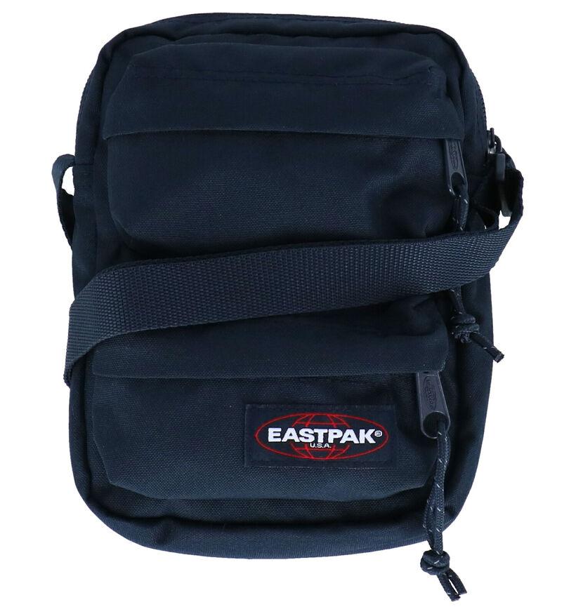 Eastpak The One Doubled Blauwe Crossbody Tas in stof (293873)