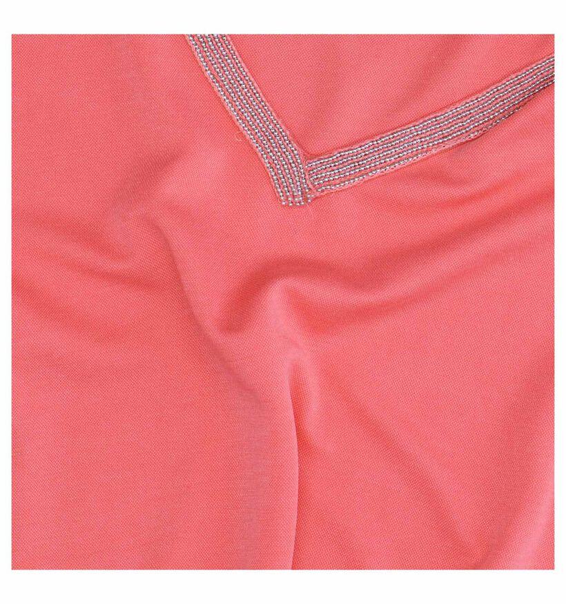 Vero Moda T-shirt manches courtes en Rose (278205)