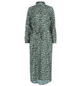 PASSION LyLy Robe chemise en Vert kaki (279387)