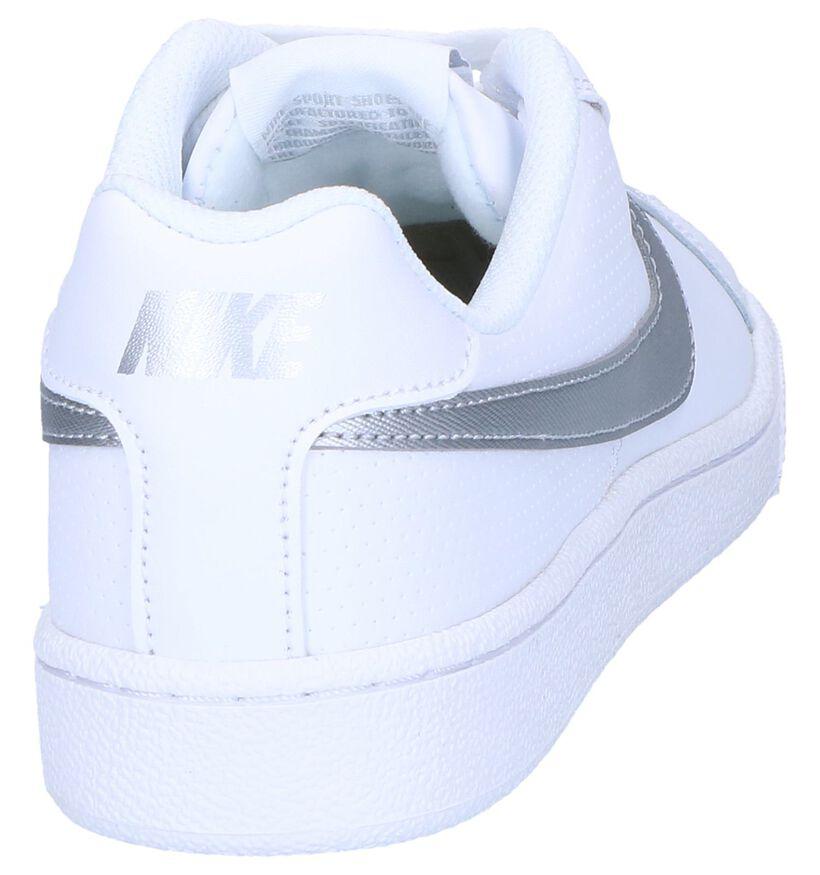 Witte Sneakers Nike Court Royale in kunstleer (250250)