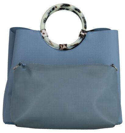 Emily & Noah Witte Bag in Bag Handtas in kunstleer (275950)