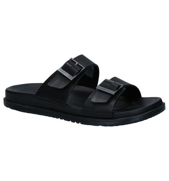 UGG Wainscott Zwarte Slippers