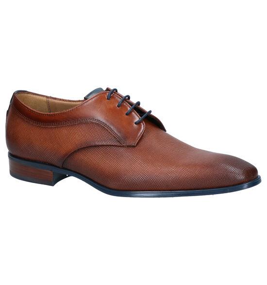 Giorgio Chaussures habillées en Cognac