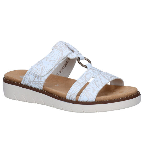 Remonte Witte Slippers
