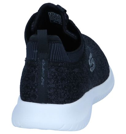 Sneakers Zwart Skechers Ultra Flex in stof (251975)