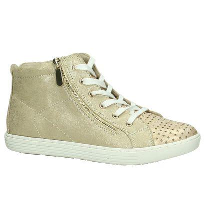 Marco Tozzi Sneaker Goud, Goud, pdp