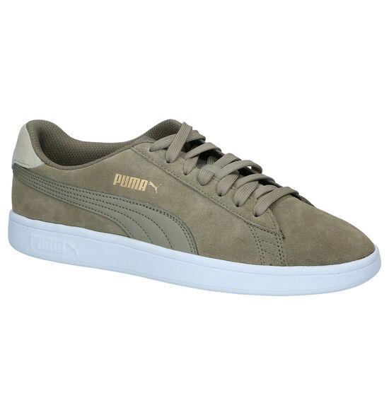 Puma Smash Kaki Sneakers