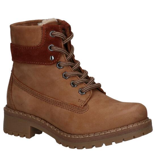Dazzle Cognac Boots