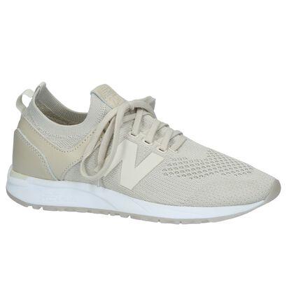 Ndew Balance WRL247 Grijze Sneakers, Beige, pdp