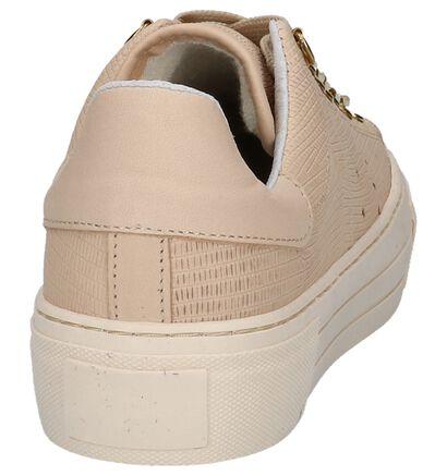 Tango Katja Roze Sneakers in leer (222076)