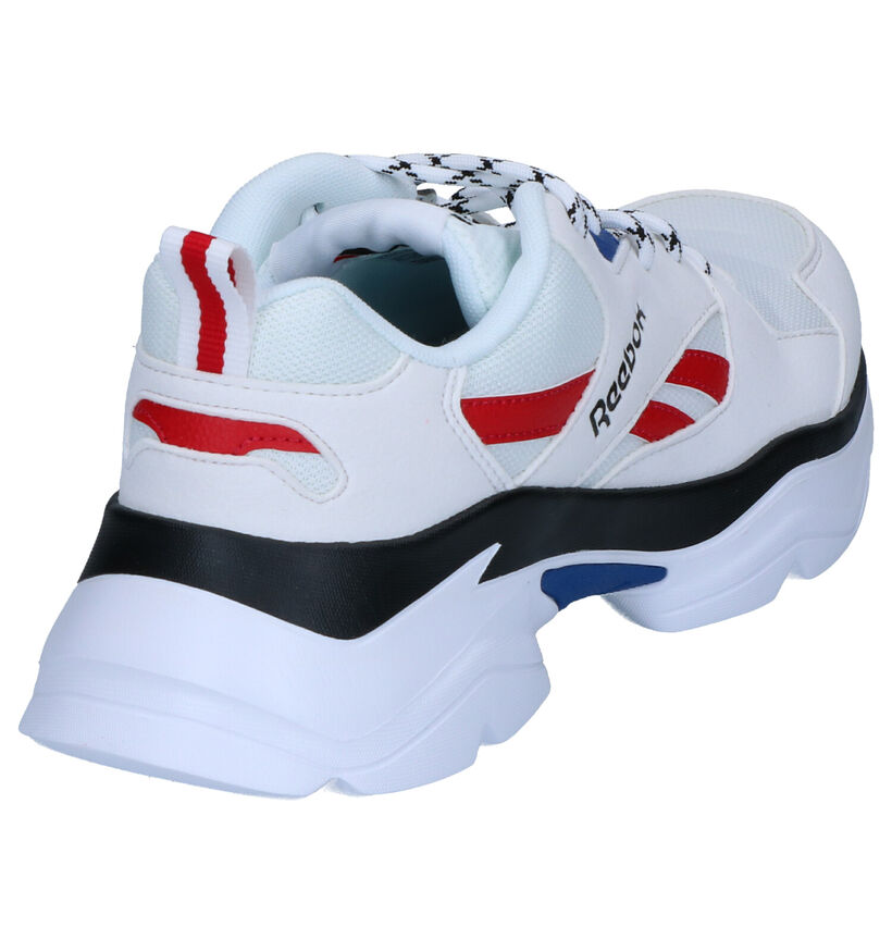 Reebok Royal Bridge Baskets basses en Blanc en simili cuir (252438)