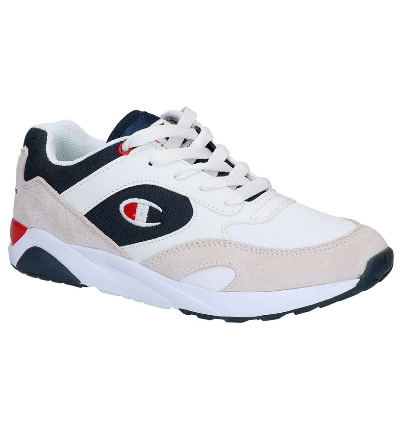 Champion Torrance Sneakers Wit in nubuck (265807)