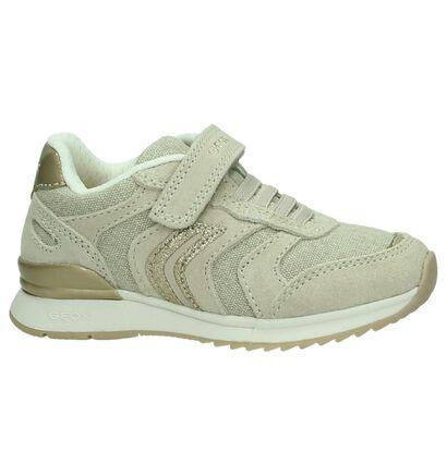 Beige Sneakers Geox, Beige, pdp