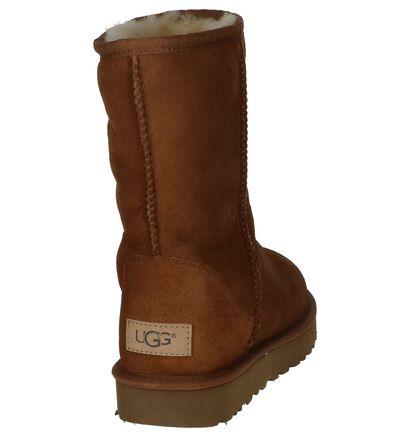 UGG Classic Zwarte Laarzen, Cognac, pdp