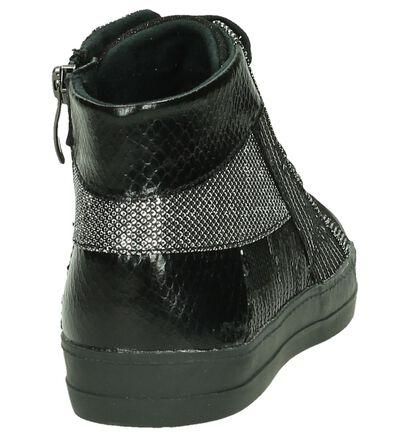 Tamaris Baskets hautes  (Noir), Noir, pdp