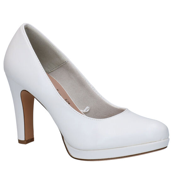Tamaris TOUCH it Escarpins en Blanc