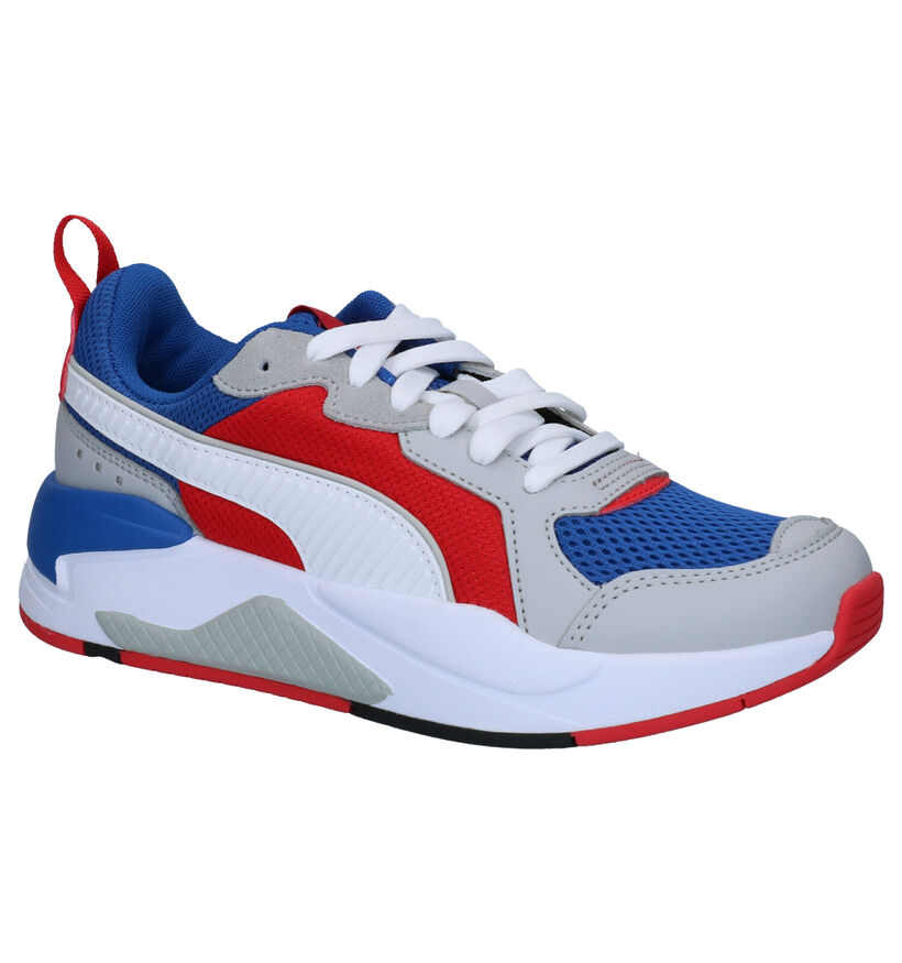 Puma Baskets basses en Multicolore en simili cuir (265611)