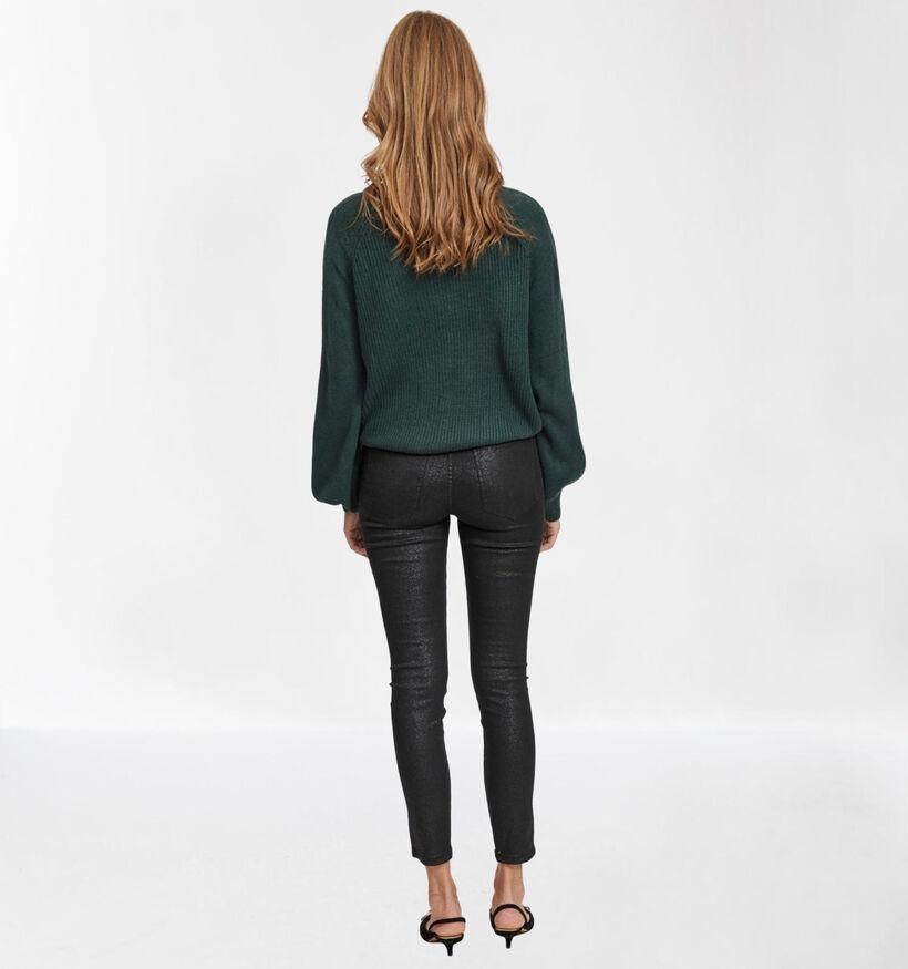 Vila Jeans Skinny Fit en Bronze (284094)