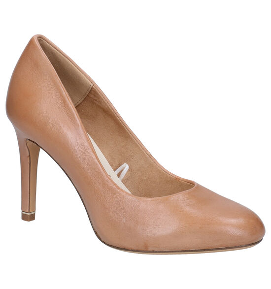 Tamaris Touch It Escarpins en Nude