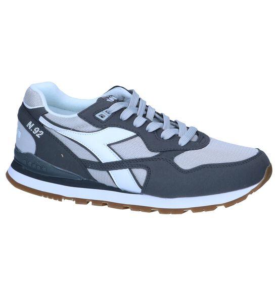 Grijze Lage Sneakers Diadora N.92