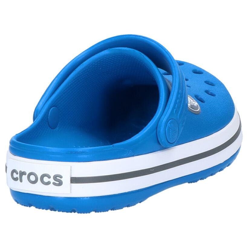 Crocs Crocband Clog Nu-pieds en Bleu en synthétique (269658)