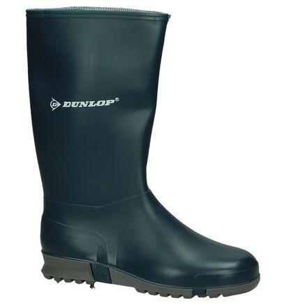 Dunlop Bottes de pluie en Bleu en synthétique (8007)