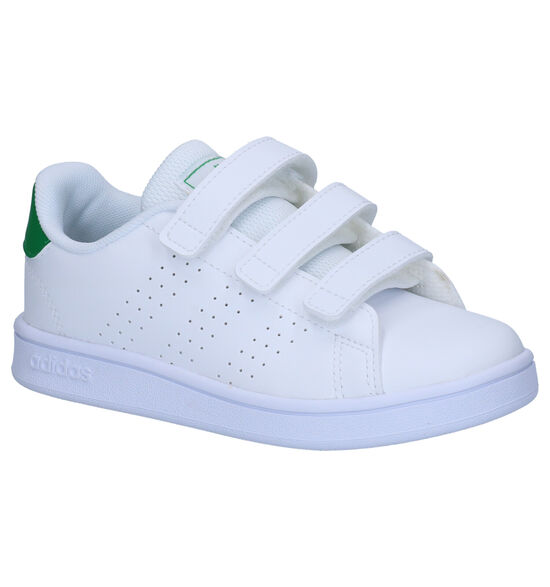 adidas Advantage Clean Baskets basses en Blanc