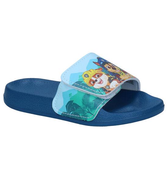 Paw Patrol Blauwe Slippers