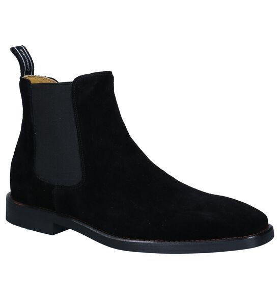 Steptronic Chelsea Boots en Noir
