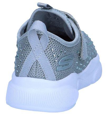 Zilberen Sneakers Skechers Meridian in stof (250663)
