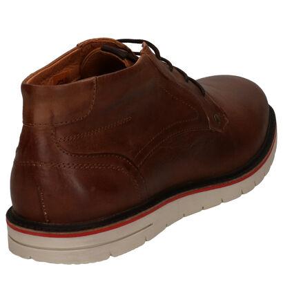 River Woods Ray Chaussures Habillées en Cognac en cuir (259906)