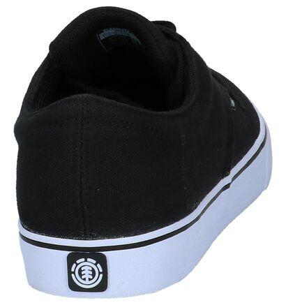 Zwarte Element Topaz Sneakers, Zwart, pdp
