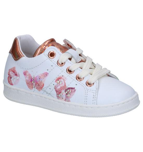Kipling Magali Chaussures à Lacets en Blanc