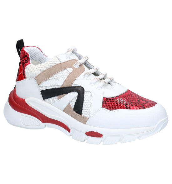 Tosca Blu Magnolia Sneakers en Blanc