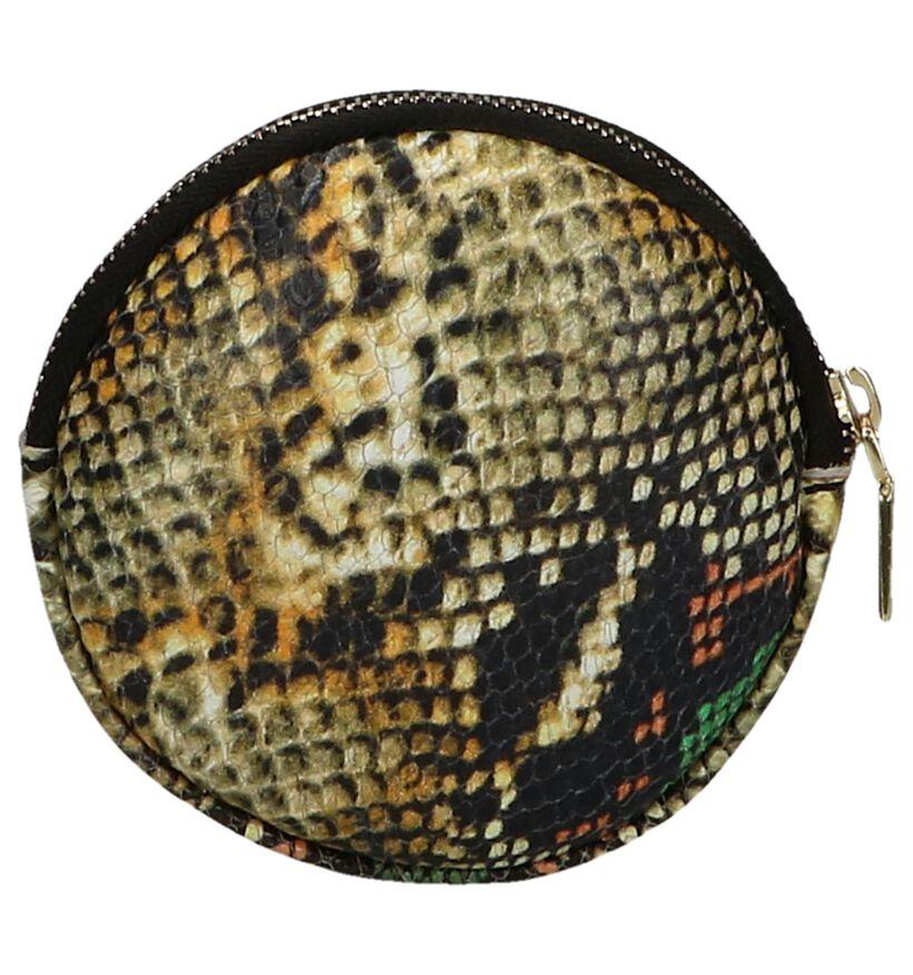 Dolce C. Porte-monnaies en Multicolore en cuir (255563)