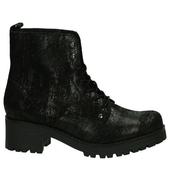 Stoere Zwarte Via Roma Boots