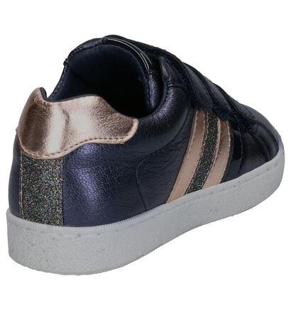 Little David Viva Cognac Sneakers in leer (261161)