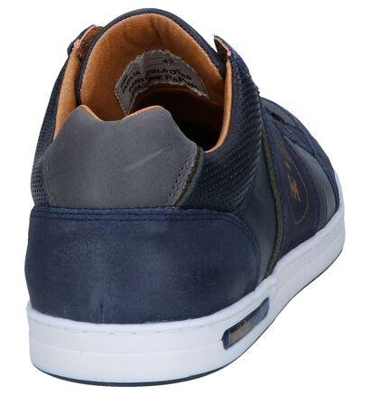 Pantofola d'Oro Mondovi Low Chaussures Basses en Noir, Bleu, pdp
