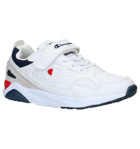 Champion Louisville Velcro Low Jr Witte Sneakers