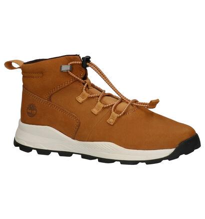 Timberland Brooklyn Alpine Chukka Naturel Boots in nubuck (254755)
