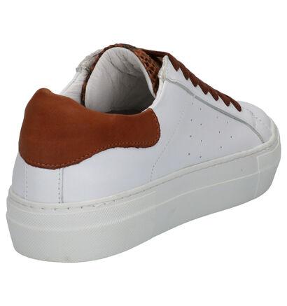 Via Limone Witte Sneakers in leer (264964)
