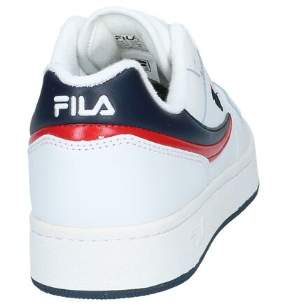 Fila Arcade Low Witte Lage Sneakers , Wit, pdp