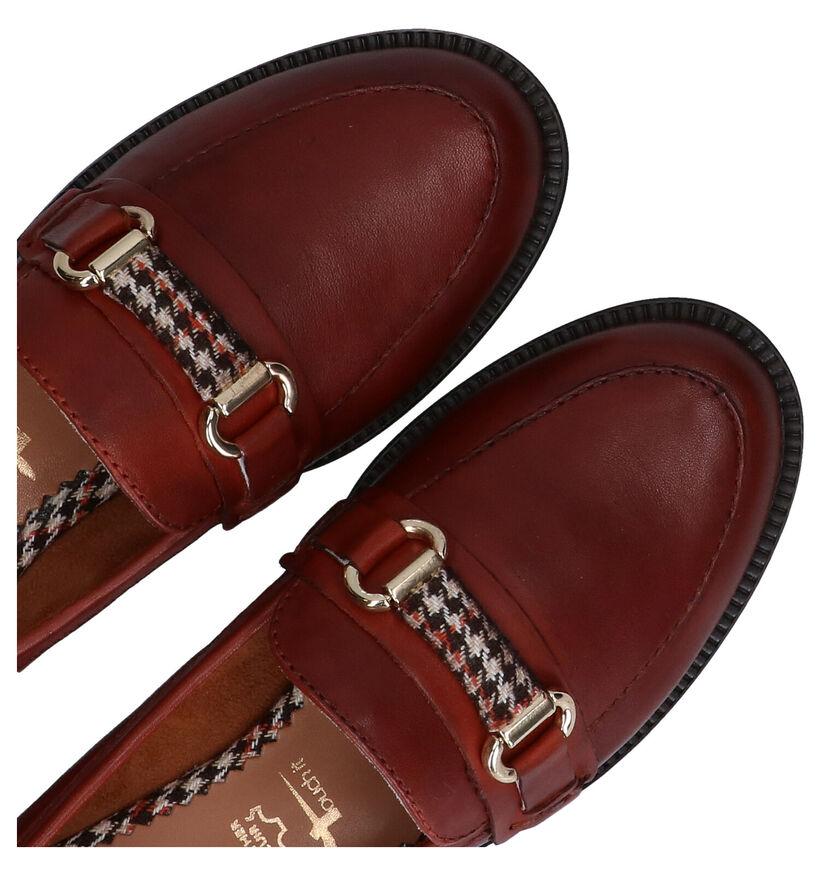 Tamaris TOUCH it Cognac Loafers in leer (280777)